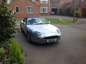 1998 Aston Martin DB7 Volante 3.2 automatic