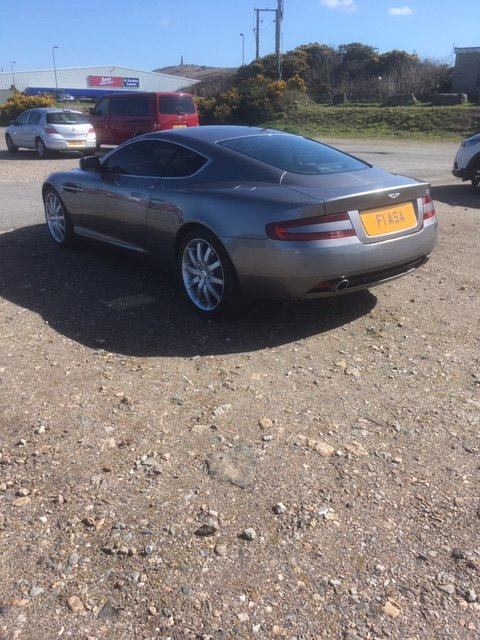 2005 Aston Martin DB9 For Sale (picture 2 of 6)