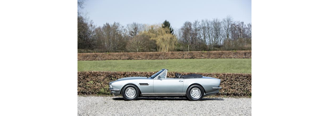 1980 Aston Martin V8 Volante LHD Manual For Sale (picture 1 of 6)