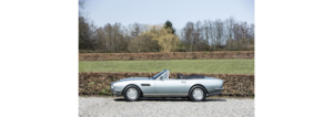 1980 Aston Martin V8 Volante LHD Manual
