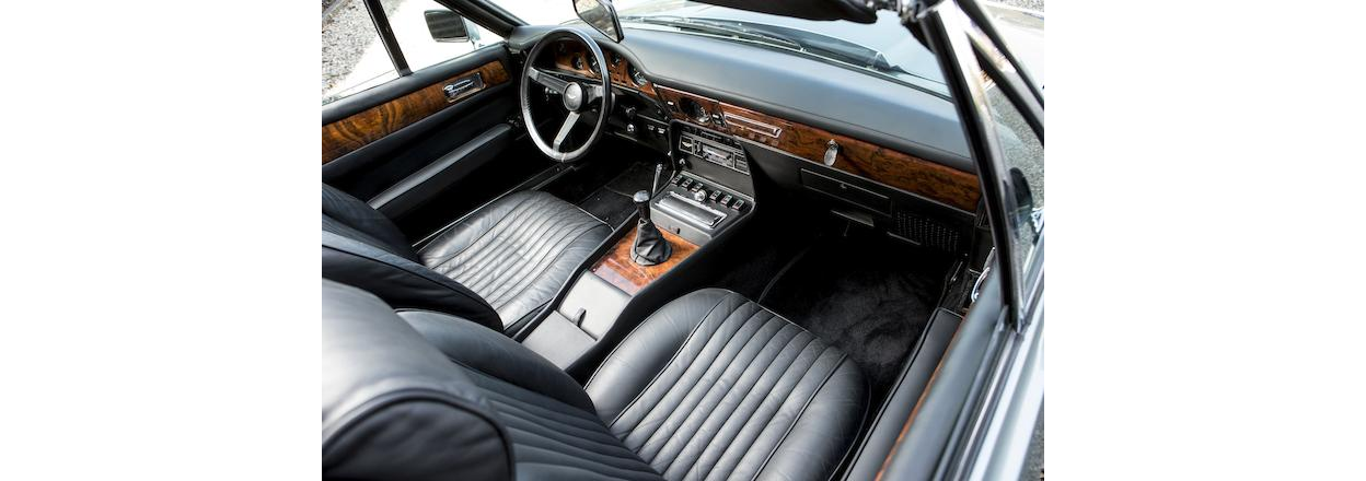1980 Aston Martin V8 Volante LHD Manual For Sale (picture 2 of 6)