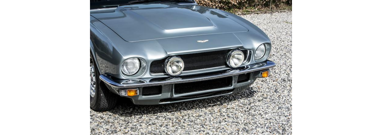 1980 Aston Martin V8 Volante LHD Manual For Sale (picture 5 of 6)