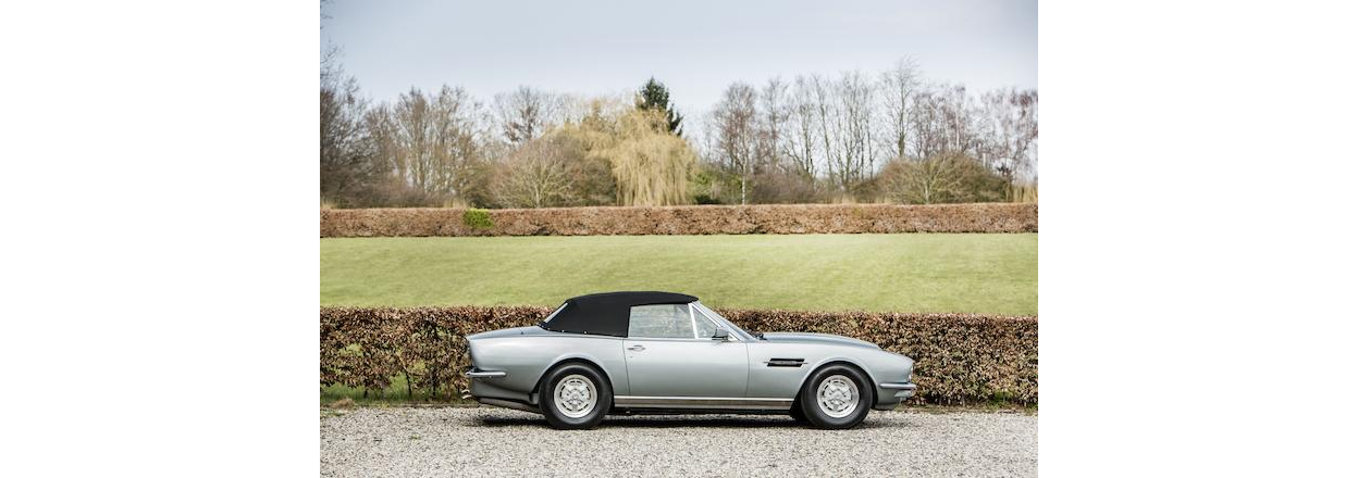 1980 Aston Martin V8 Volante LHD Manual For Sale (picture 6 of 6)