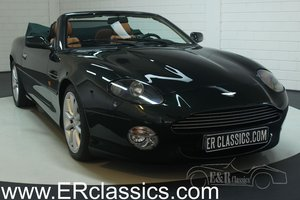 Aston Martin DB7 Vantage Volante 2000 Pentland Green For Sale