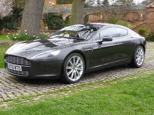 2010 Aston Martin Rapide For Sale