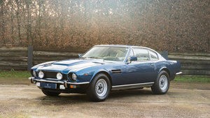 1984 Aston Martin V8 Coupe Series 4 - 10,500 Miles  For Sale