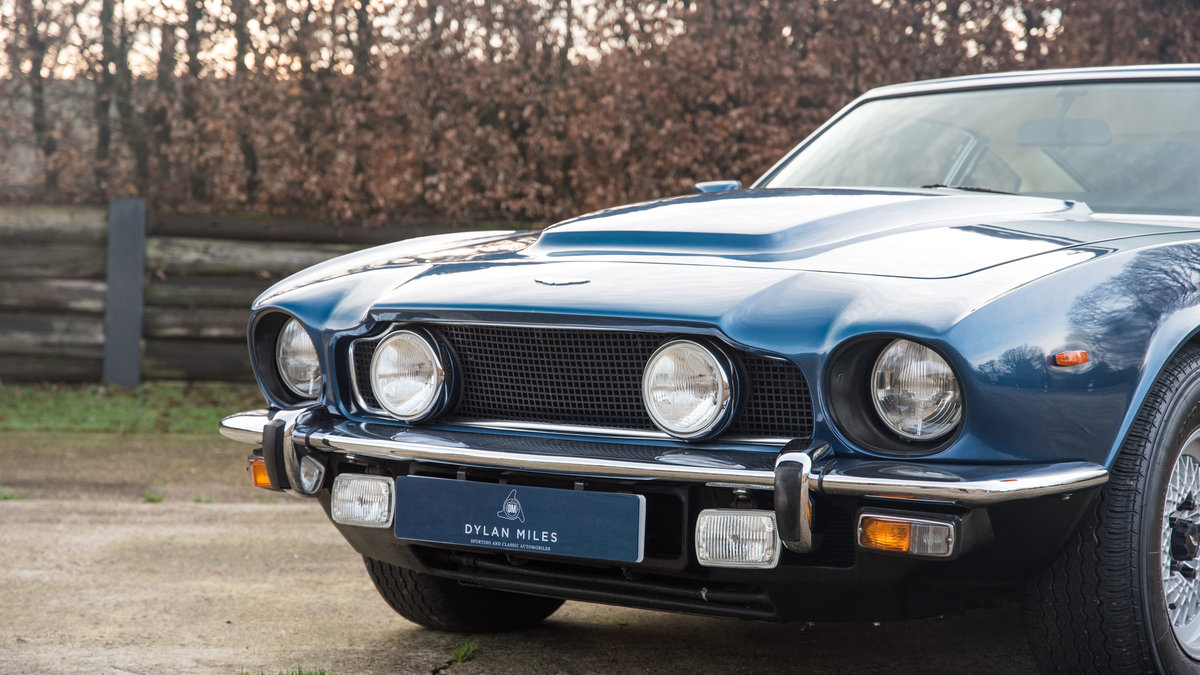 1984 Aston Martin V8 Coupe Series 4 - 10,500 Miles  For Sale (picture 6 of 6)
