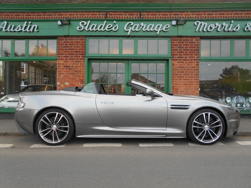 2010 Aston Martin DBS Volante Touchtronic Convertible  For Sale (picture 1 of 4)