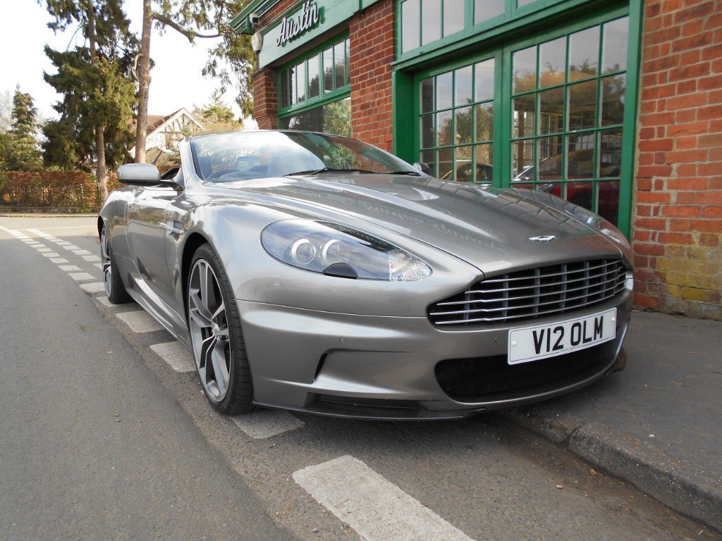 2010 Aston Martin DBS Volante Touchtronic Convertible  For Sale (picture 2 of 4)