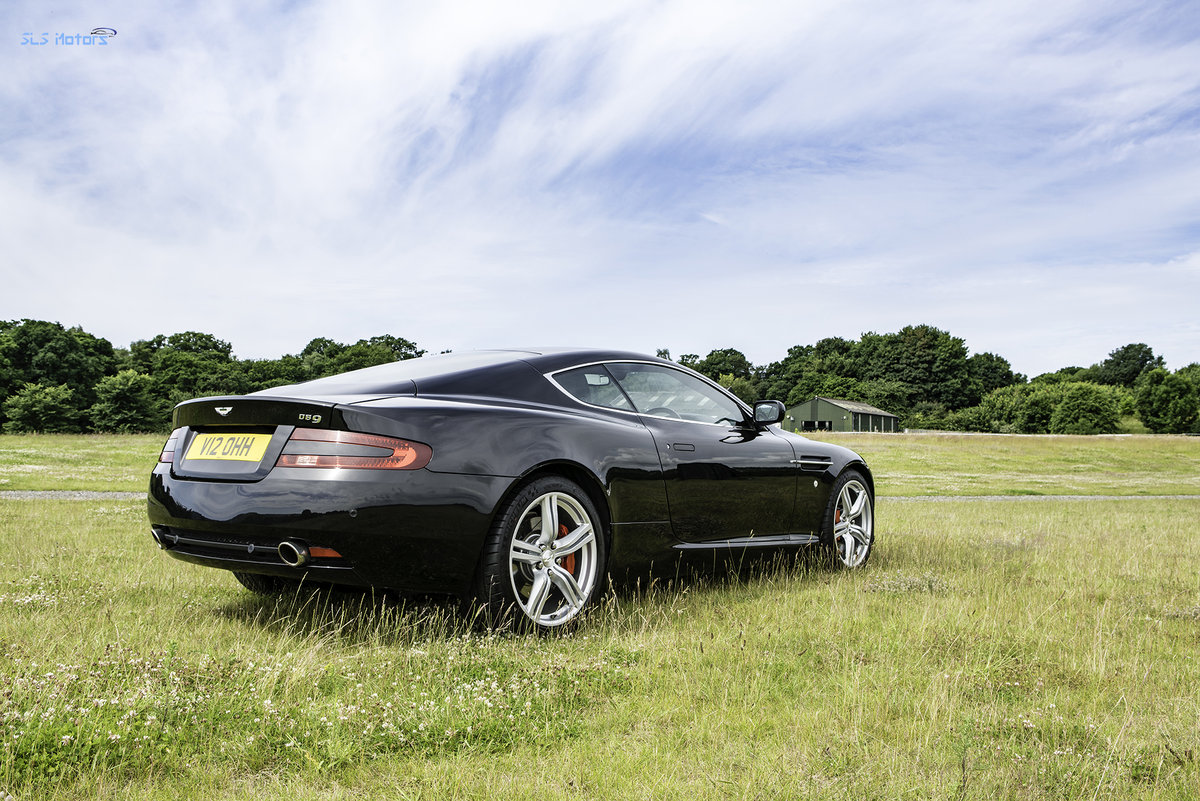 2008 Aston Martin DB9 Coupe For Sale (picture 1 of 6)