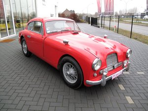 1955 Aston Martin DB 2/4 Barn Find