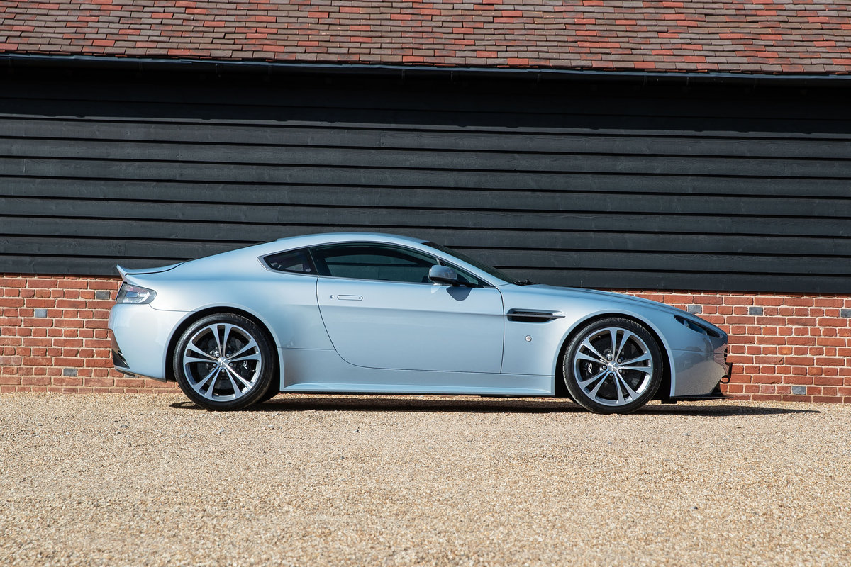 2008 Aston Martin Vantage RS - The Concept Car For Sale (picture 2 of 6)