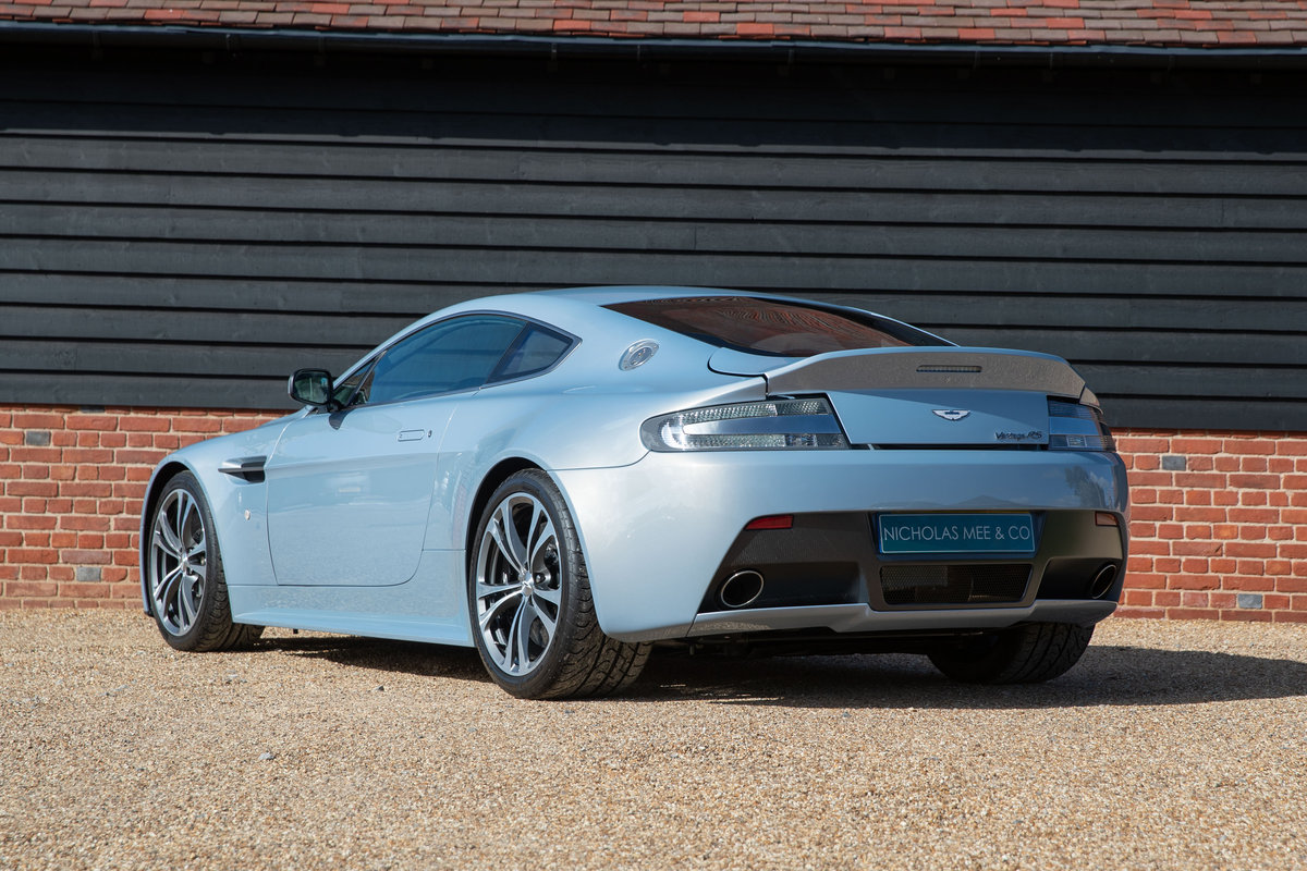2008 Aston Martin Vantage RS - The Concept Car For Sale (picture 3 of 6)