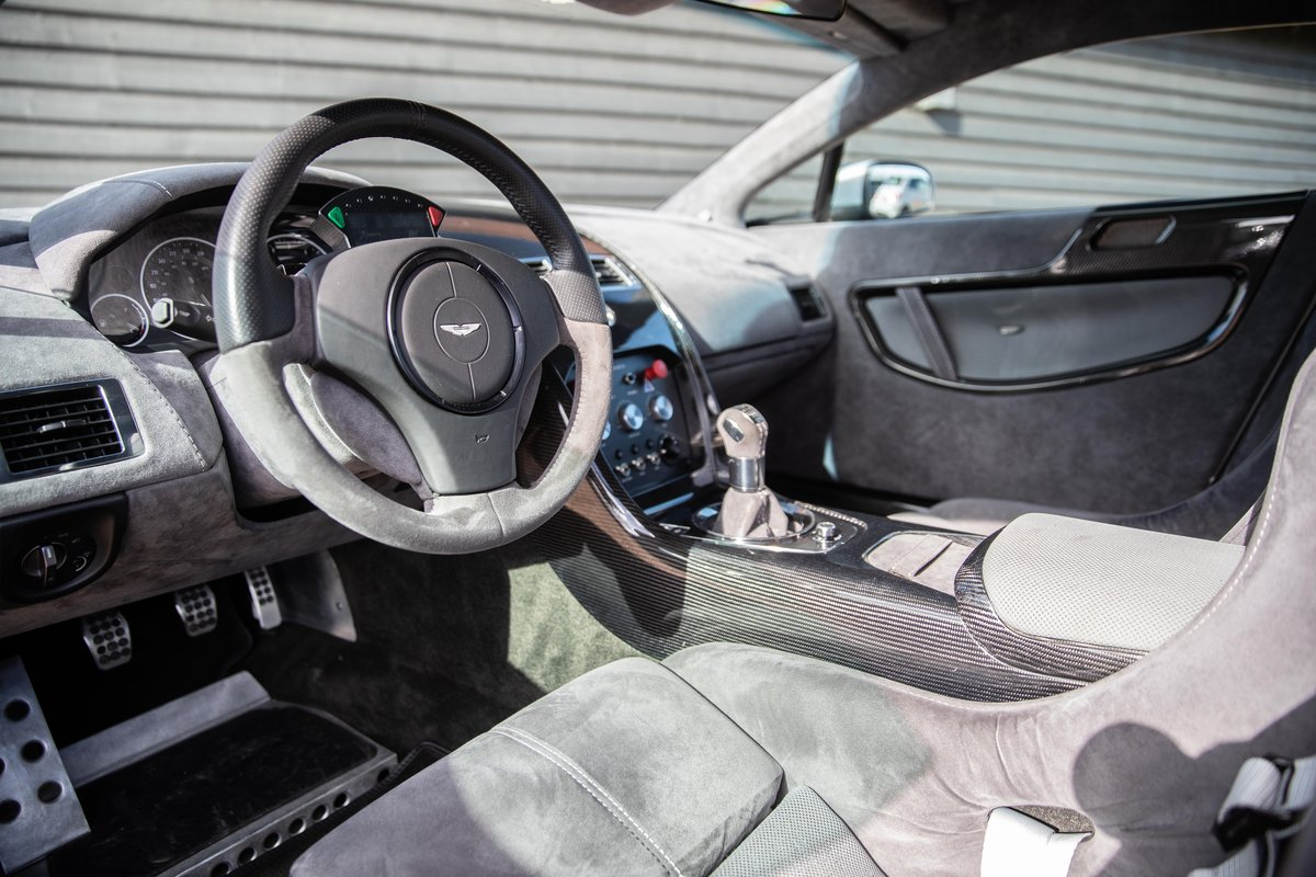 2008 Aston Martin Vantage RS - The Concept Car For Sale (picture 4 of 6)