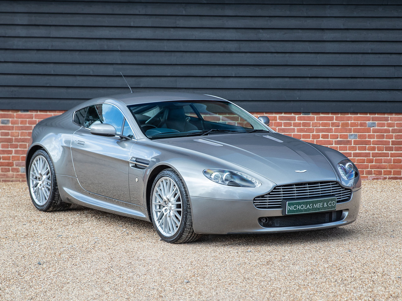 2006 Aston Martin V8 Vantage For Sale (picture 1 of 6)
