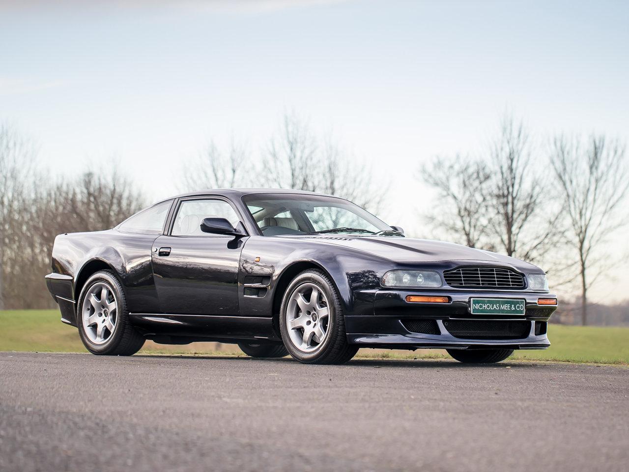 1997 Aston Martin Vantage V550 For Sale (picture 1 of 6)