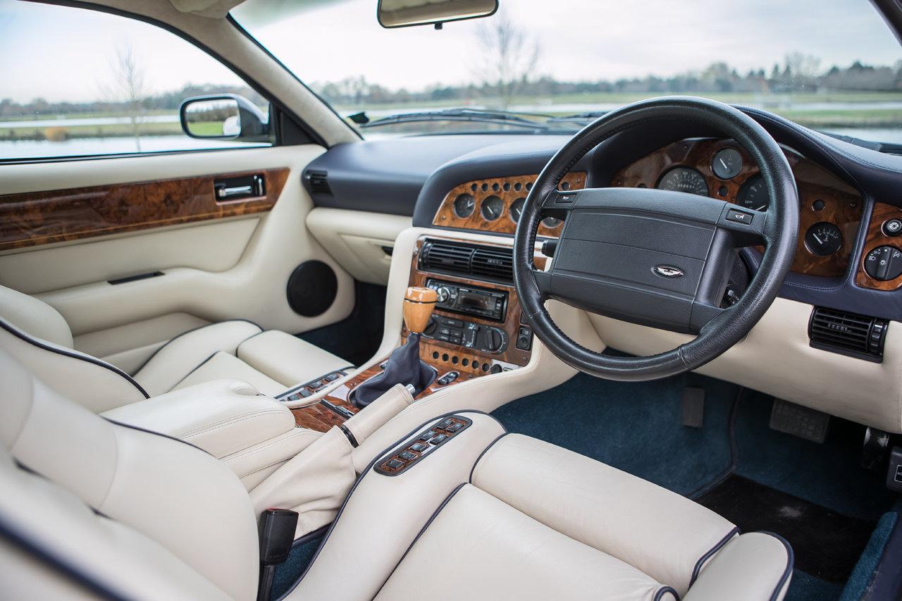1997 Aston Martin Vantage V550 For Sale (picture 4 of 6)
