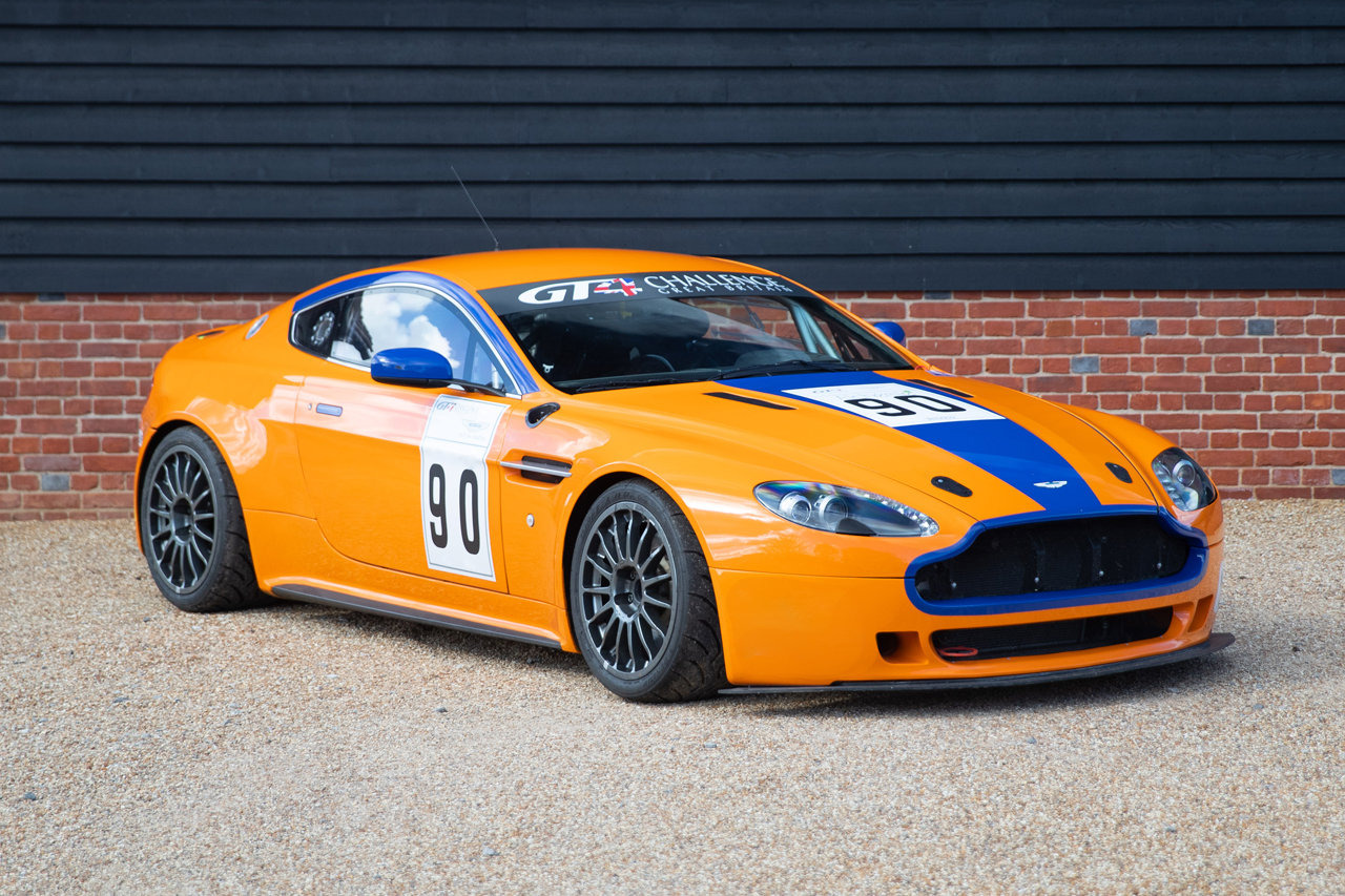 2008 Aston Martin V8 Vantage N24 For Sale (picture 1 of 6)