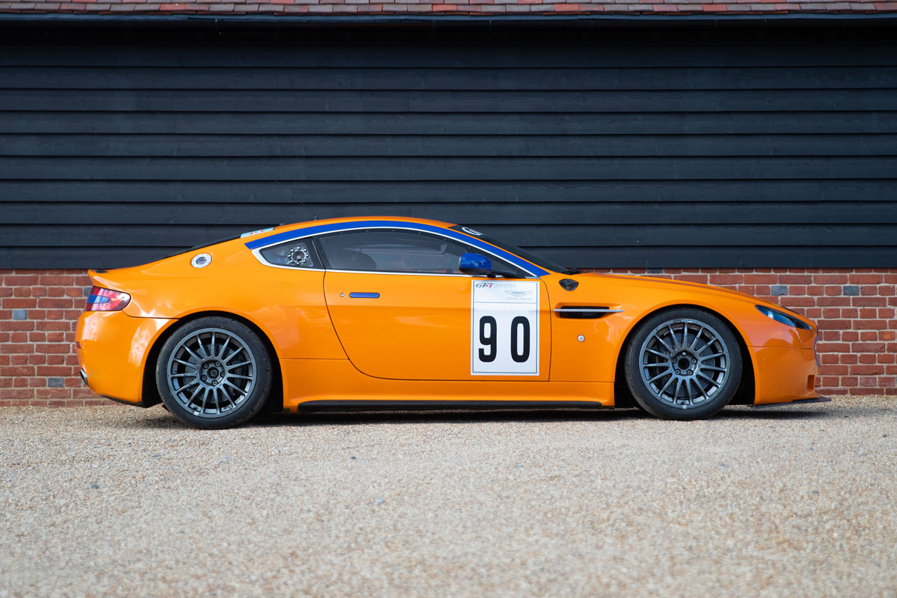 2008 Aston Martin V8 Vantage N24 For Sale (picture 2 of 6)