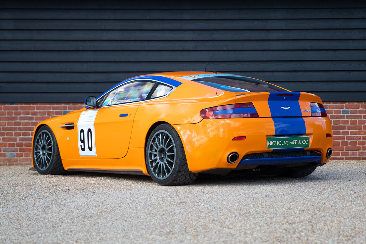 2008 Aston Martin V8 Vantage N24 For Sale (picture 3 of 6)