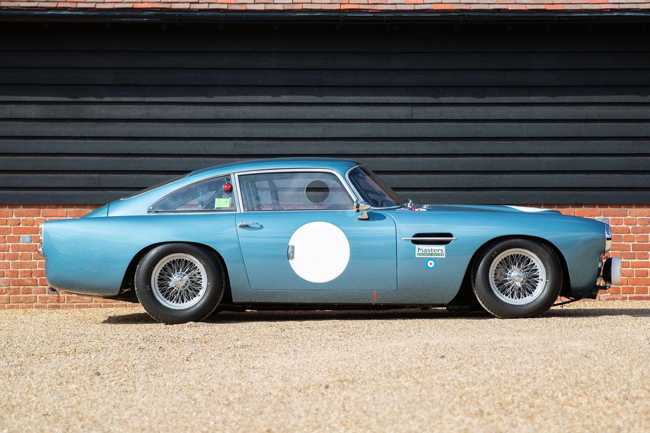1961 Aston Martin DB4 FIA Race Car For Sale (picture 2 of 6)