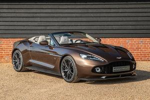 2018 Aston Martin Vanquish Zagato Volante For Sale