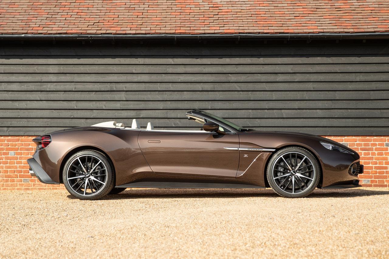 2018 Aston Martin Vanquish Zagato Volante For Sale (picture 2 of 6)