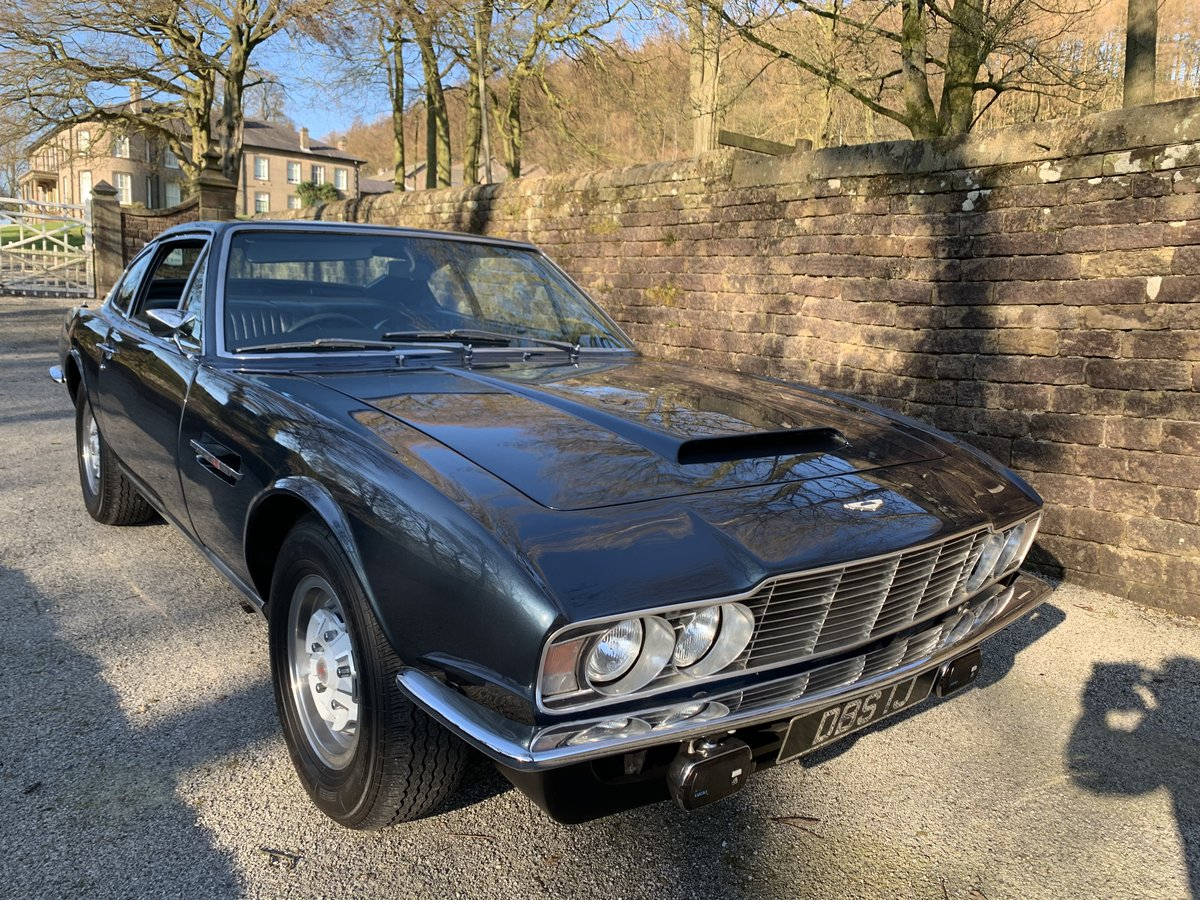 1971 Aston Martin DBS V8 Auto For Sale (picture 3 of 6)
