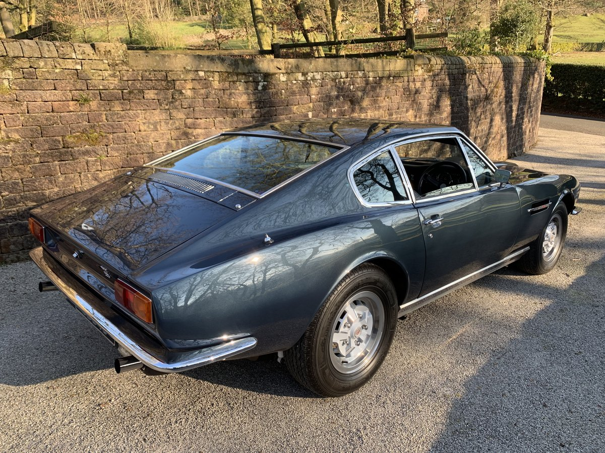 1971 Aston Martin DBS V8 Auto For Sale (picture 4 of 6)