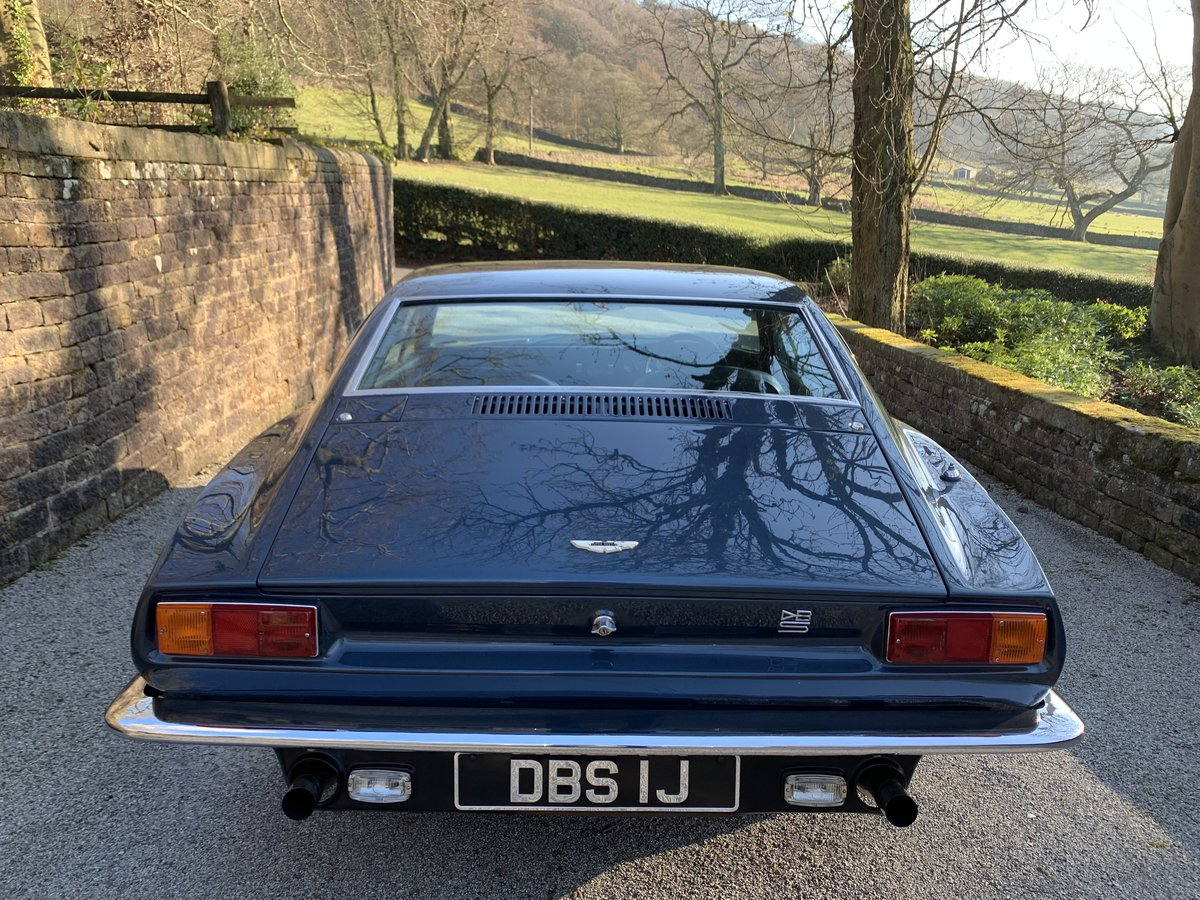 1971 Aston Martin DBS V8 Auto For Sale (picture 5 of 20)