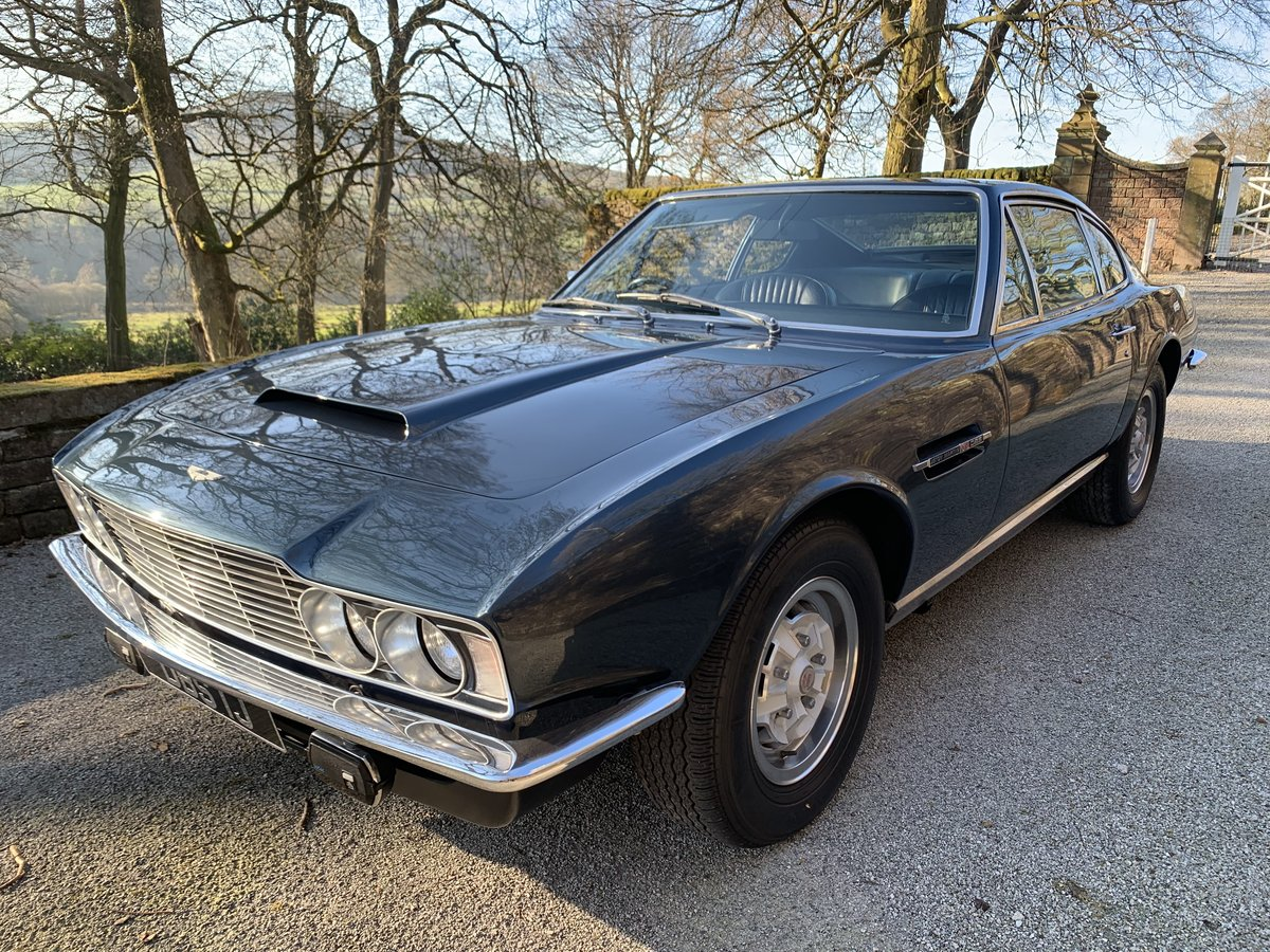 1971 Aston Martin DBS V8 Auto For Sale (picture 6 of 20)