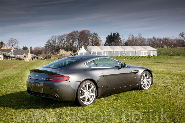 2007 V8 Vantage For Sale (picture 6 of 6)