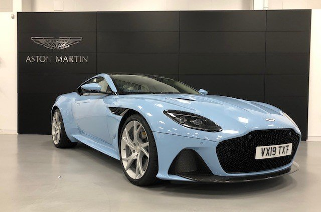 2019 Aston Martin DBS Superleggera 5.3 V12 Auto (19) Reg - RHD For Sale (picture 1 of 6)