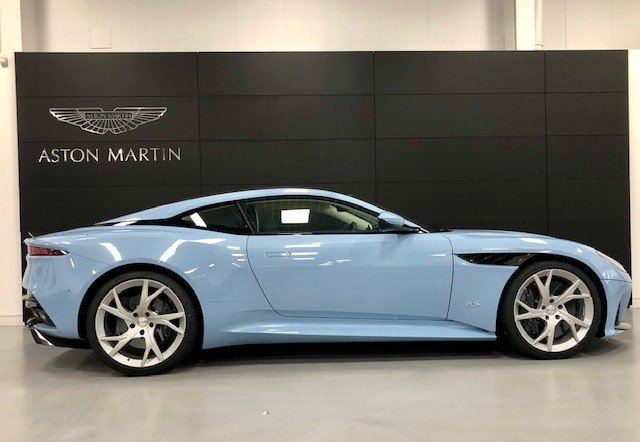 2019 Aston Martin DBS Superleggera 5.3 V12 Auto (19) Reg - RHD For Sale (picture 2 of 6)
