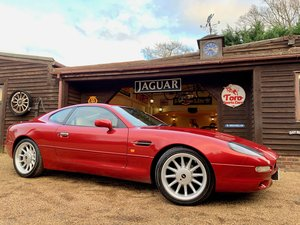 1997 ASTON MARTIN DB7 I6 COUPE (AIRBAG MODEL) SOLD