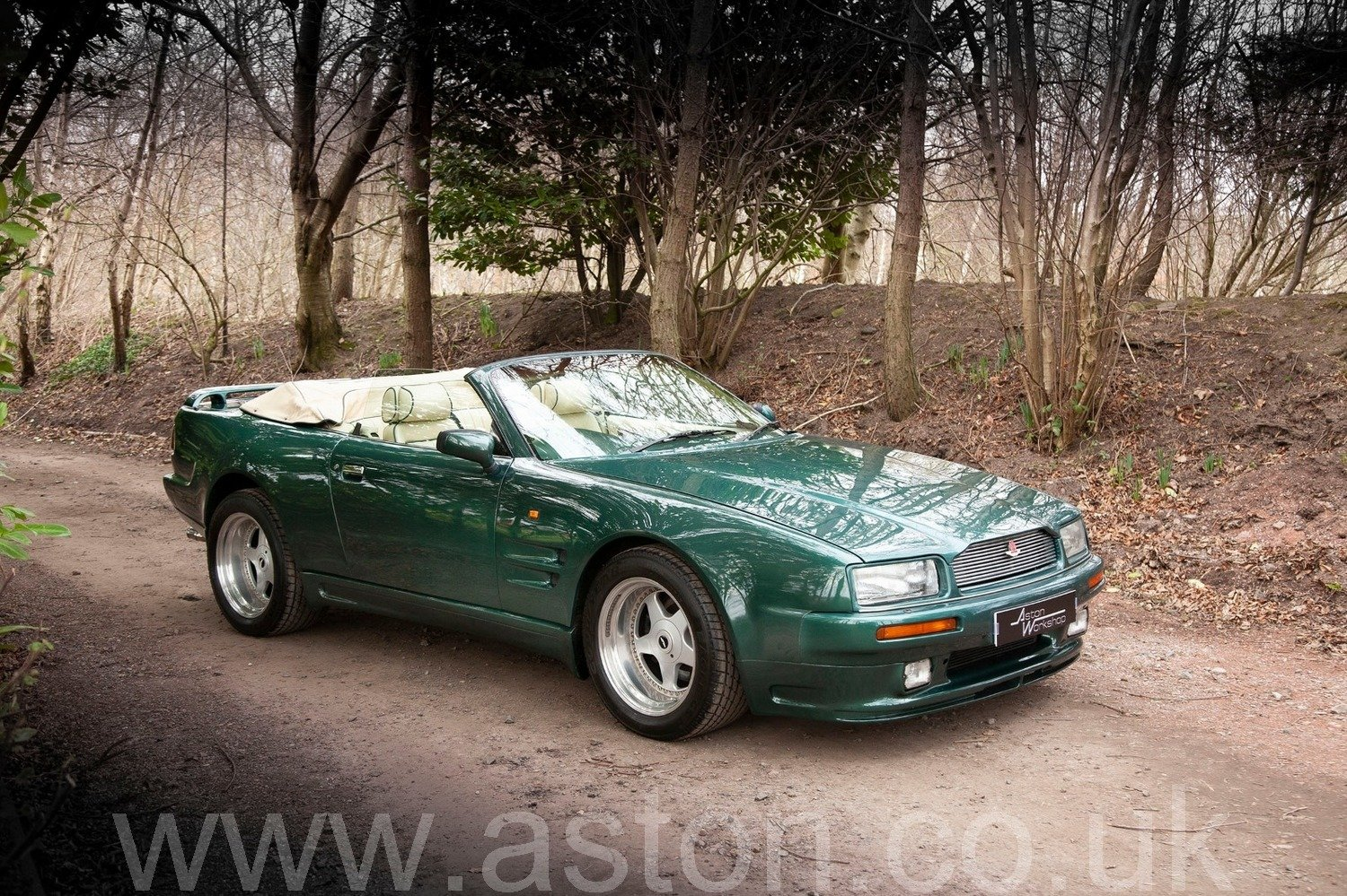 1994 Aston Martin Virage Volante (Wide Body) For Sale (picture 1 of 6)