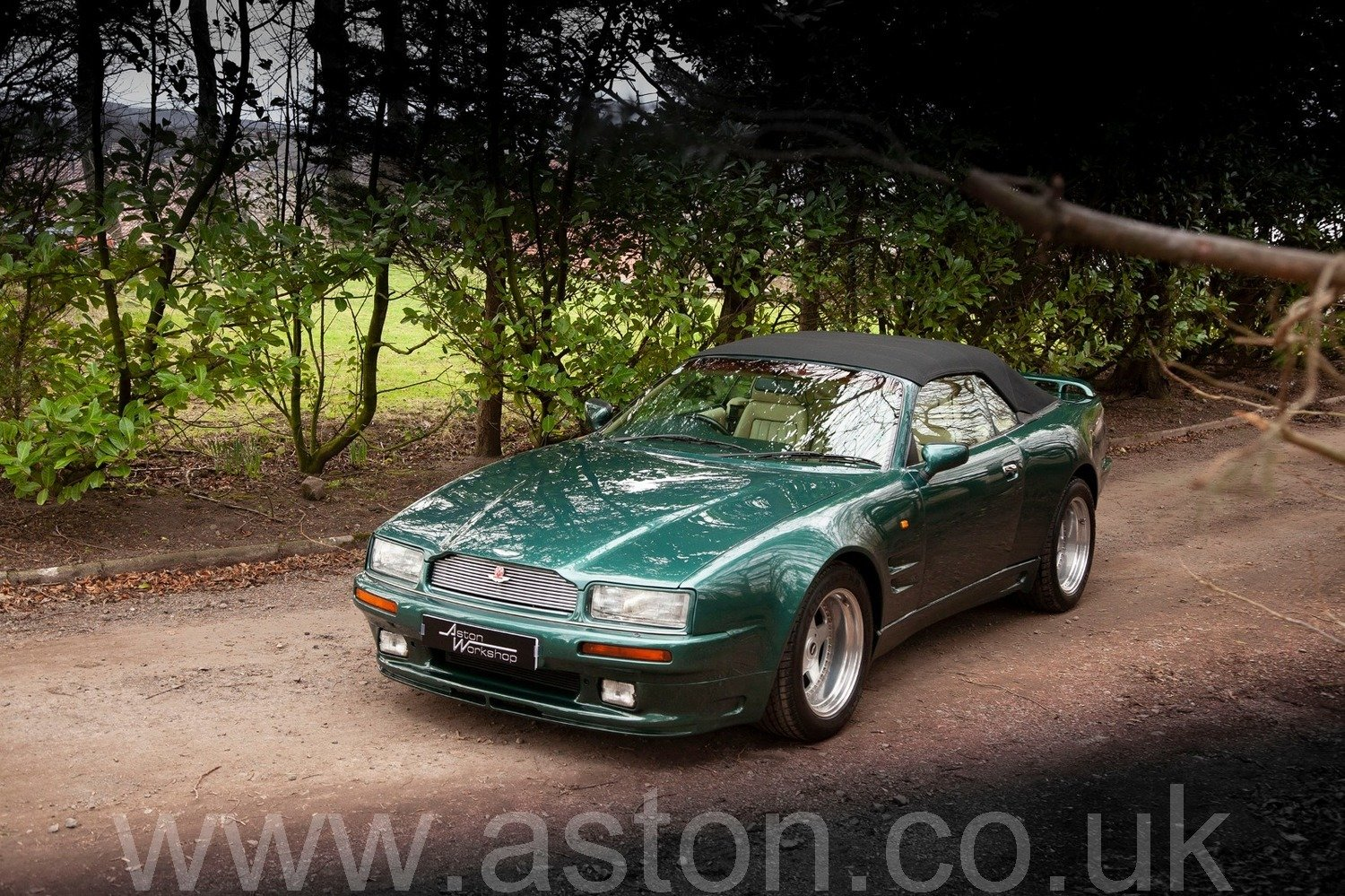1994 Aston Martin Virage Volante (Wide Body) For Sale (picture 2 of 6)