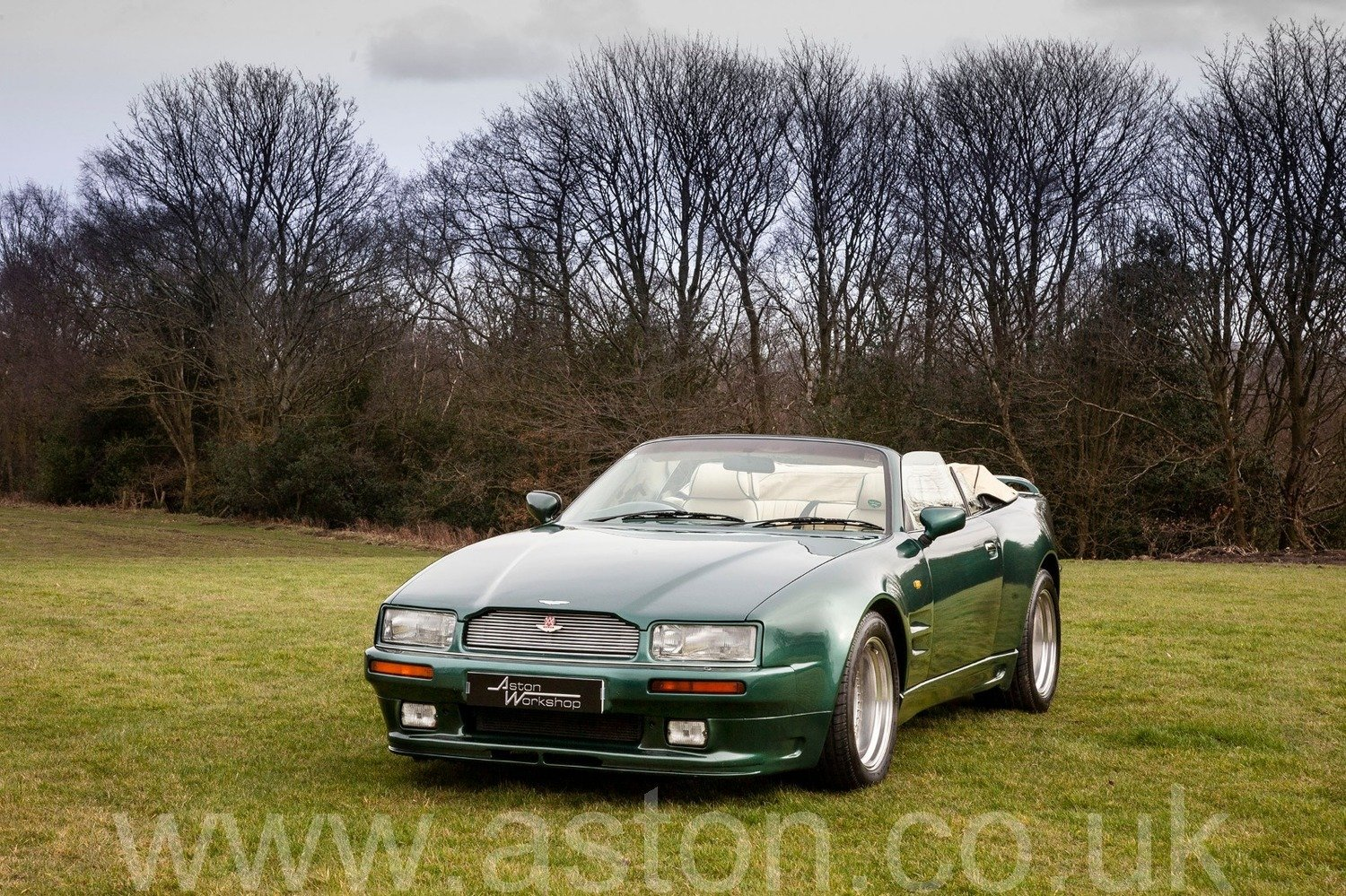 1994 Aston Martin Virage Volante (Wide Body) For Sale (picture 6 of 6)