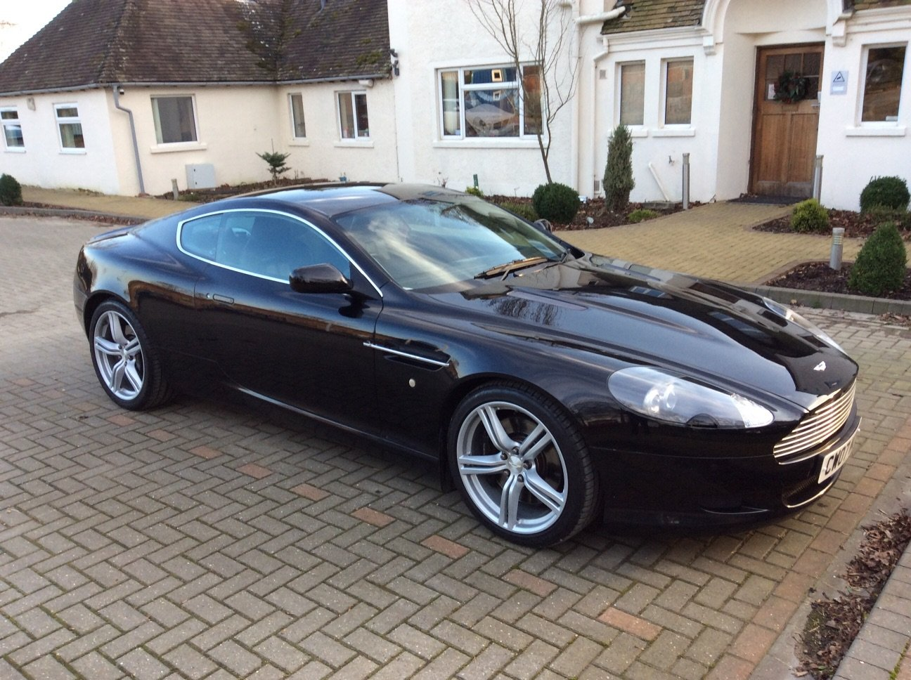 2007 Stunning DB9 Coupe For Sale (picture 1 of 3)