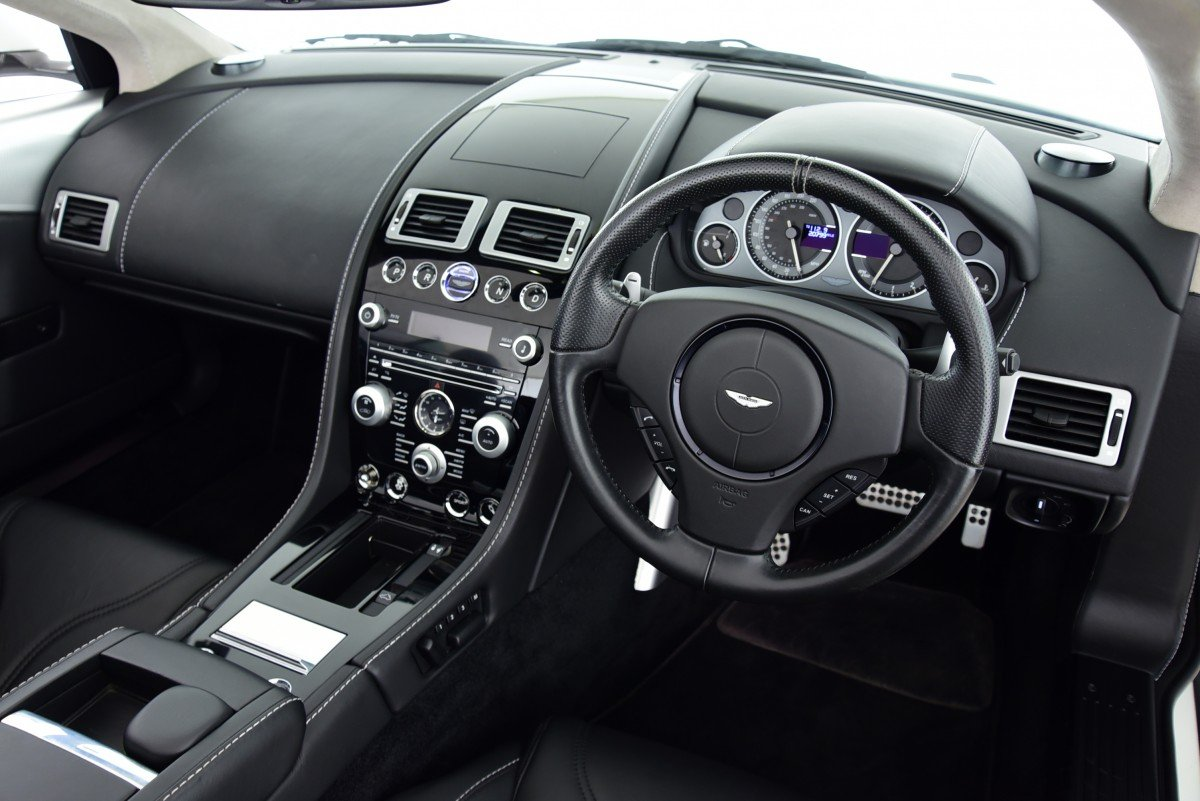 2011 ASTON MARTIN DBS 5.9 V12 VOLANTE  For Sale (picture 2 of 6)