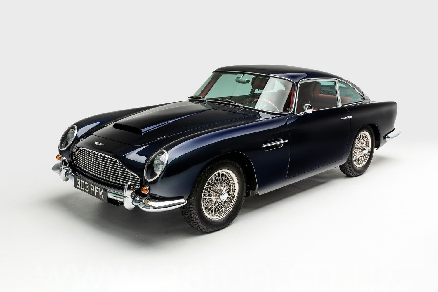 1962 DB4 Series IV SOLD (picture 1 of 6)