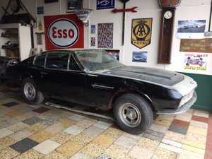 ASTON MARTIN DBS 1969 FOR RESTORATION  For Sale