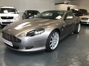 2006 Aston Martin DB9 V12 Coupe Automatic