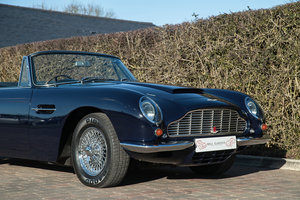 1968 Aston Martin DB6 Volante  For Sale