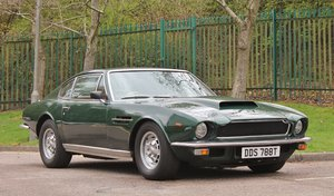 1978 Aston Martin V8 Series III For Sale by Auction