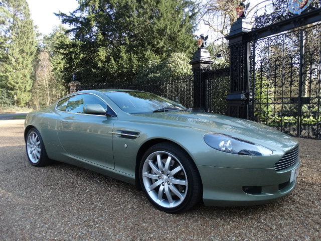 2005 Aston Martin DB9 V12 For Sale (picture 2 of 6)