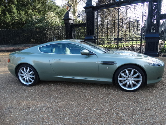 2005 Aston Martin DB9 V12 For Sale (picture 3 of 6)