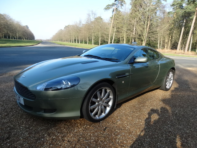 2005 Aston Martin DB9 V12 For Sale (picture 4 of 6)