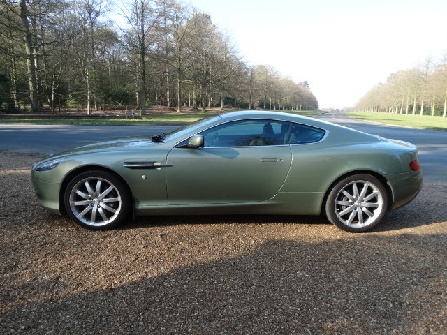 2005 Aston Martin DB9 V12 For Sale (picture 6 of 6)
