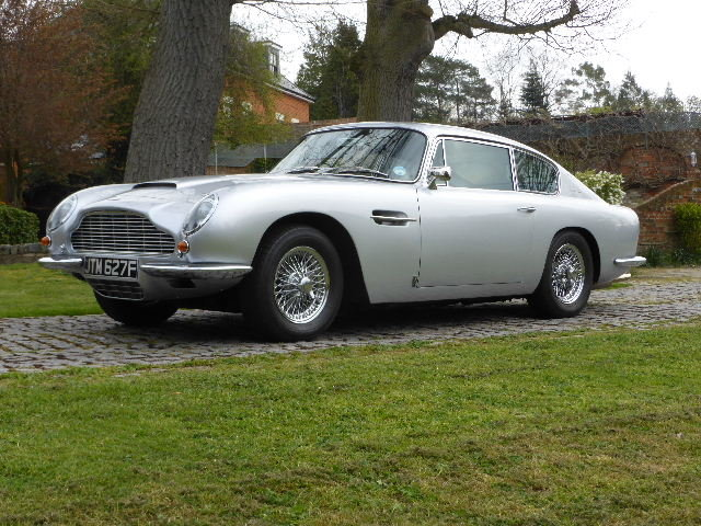 1967 Aston Martin DB6 For Sale (picture 1 of 6)